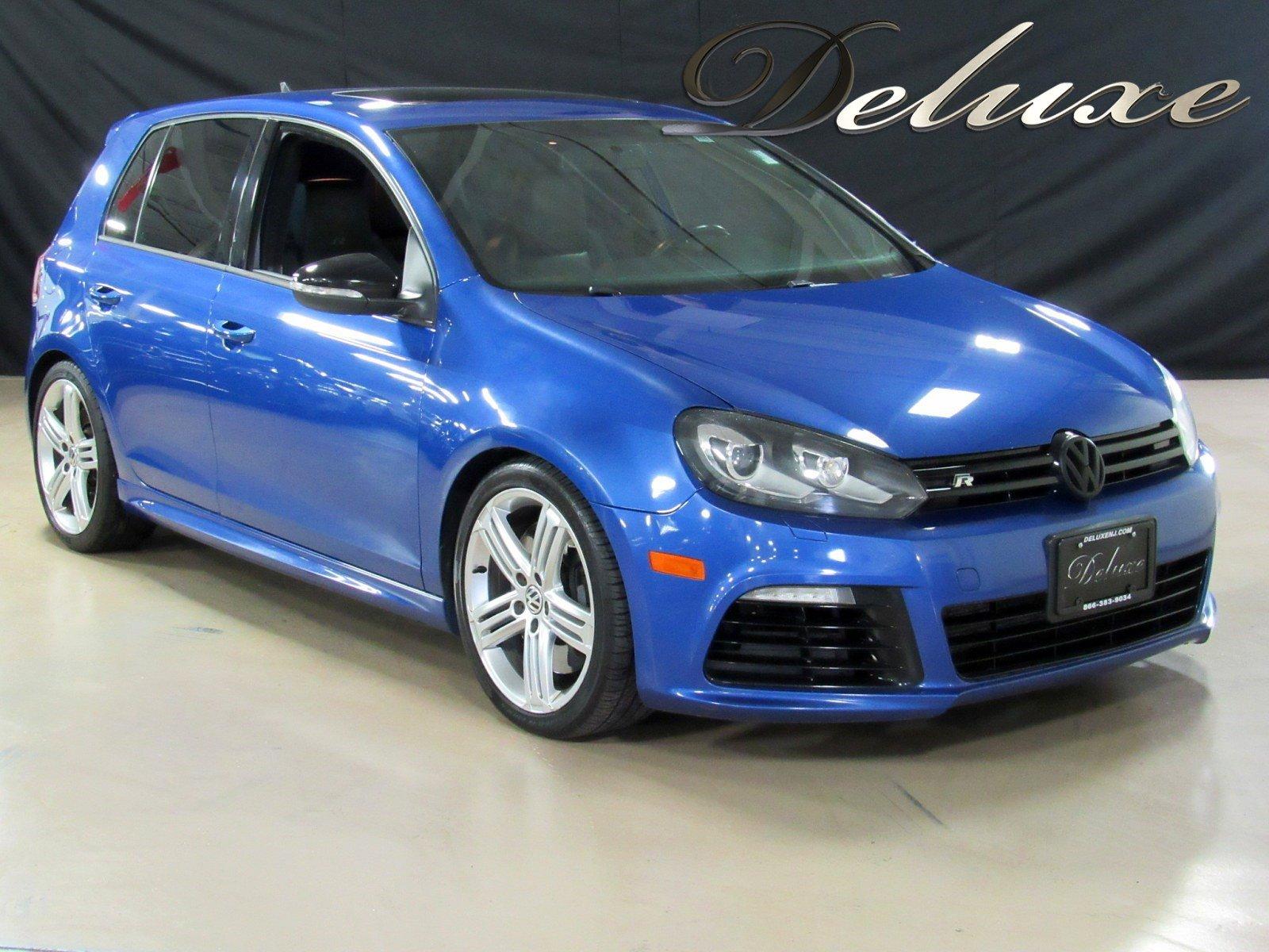 Volkswagen Golf R Under 500 Dollars Down
