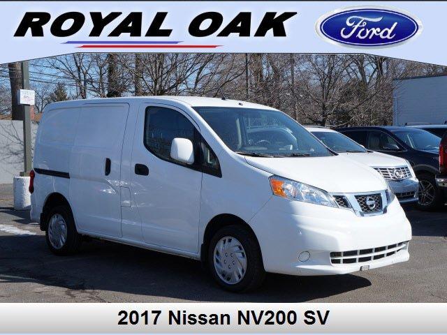 2017 Nissan NV200 SV image
