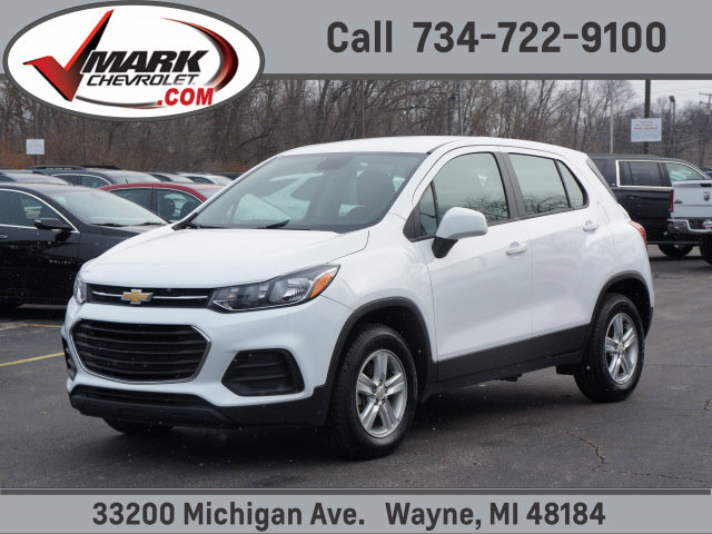 2018 Chevrolet Trax AWD LS w/ LPO, Cargo Package image