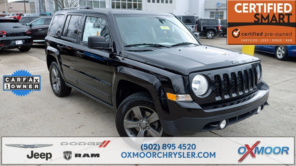 2016 Jeep Patriot 4WD Sport w/ POWER VALUE GROUP image