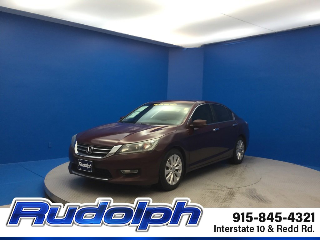 2013 Honda Accord EX Sedan image