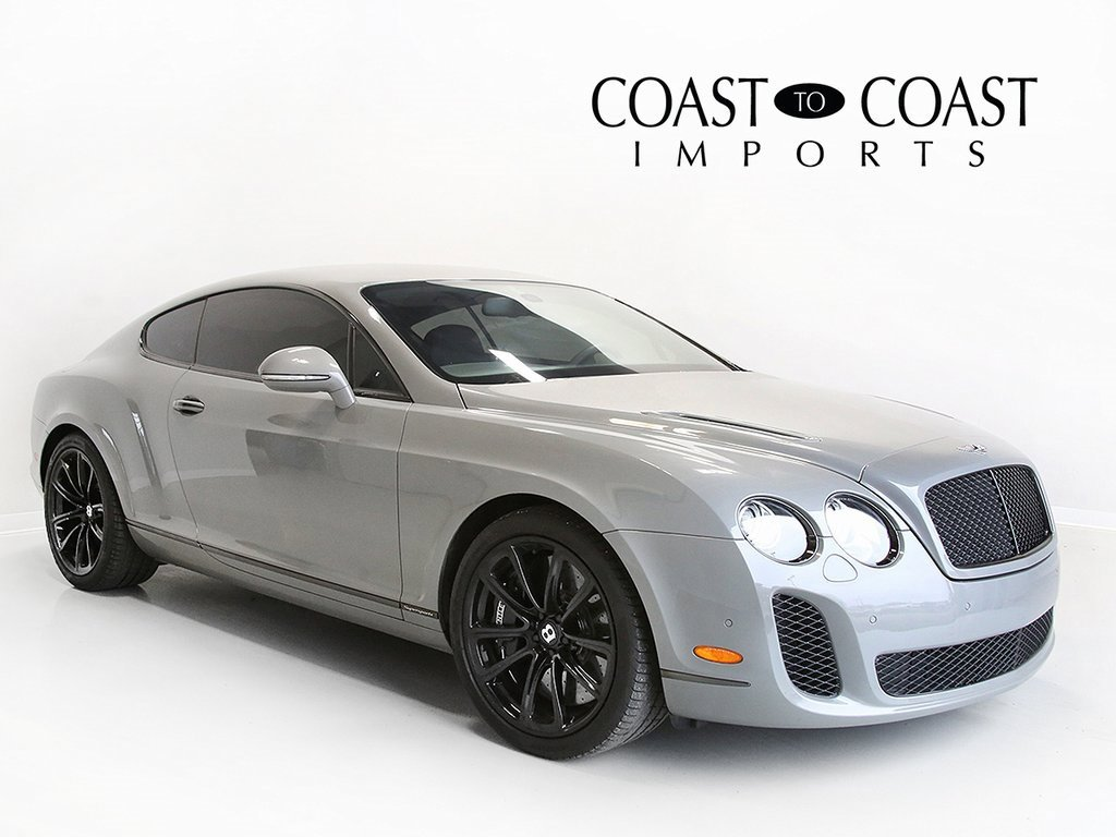2010 Bentley Continental Supersports Coupe image