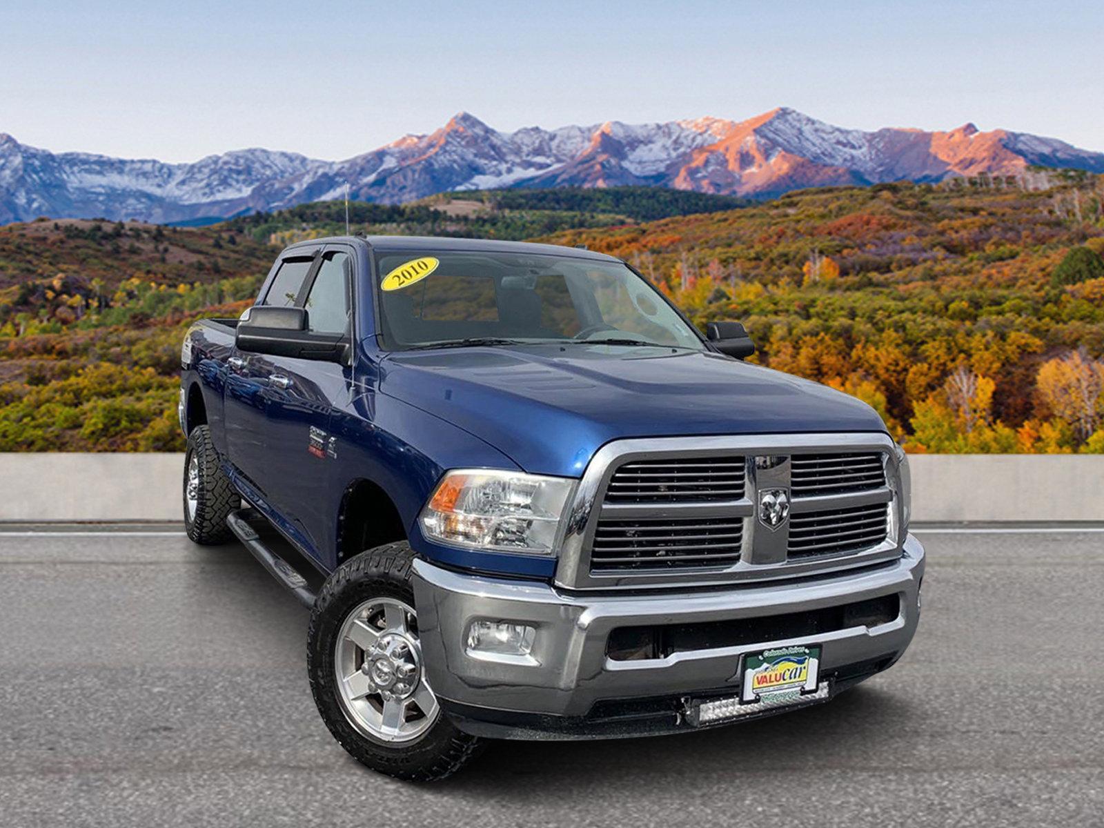 2010 Dodge Ram 3500 Truck 4x4 Crew Cab image