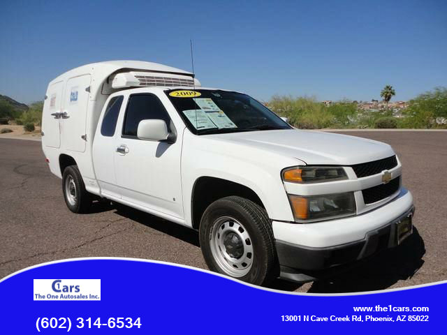 2009 Chevrolet Colorado 2WD Extended Cab image