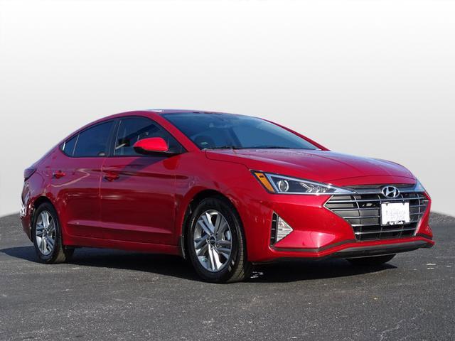 2020 Hyundai Elantra Value Edition image