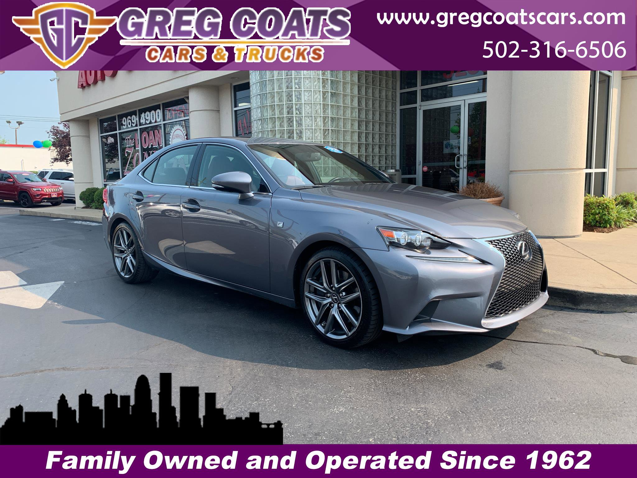2016 Lexus IS 350  image