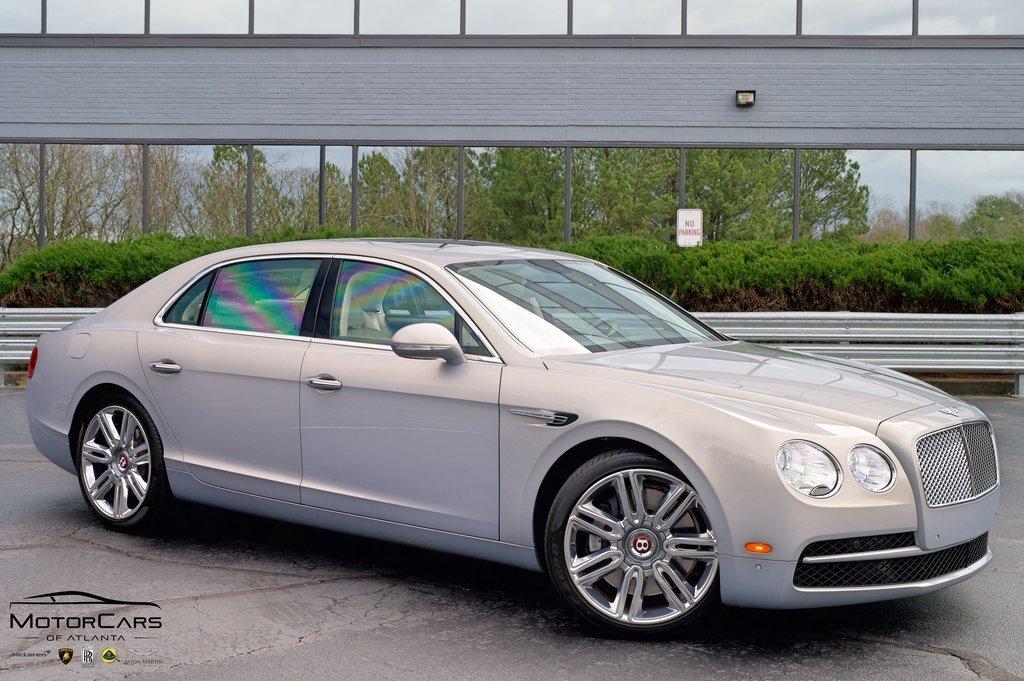 2016 Bentley Flying Spur V8 image