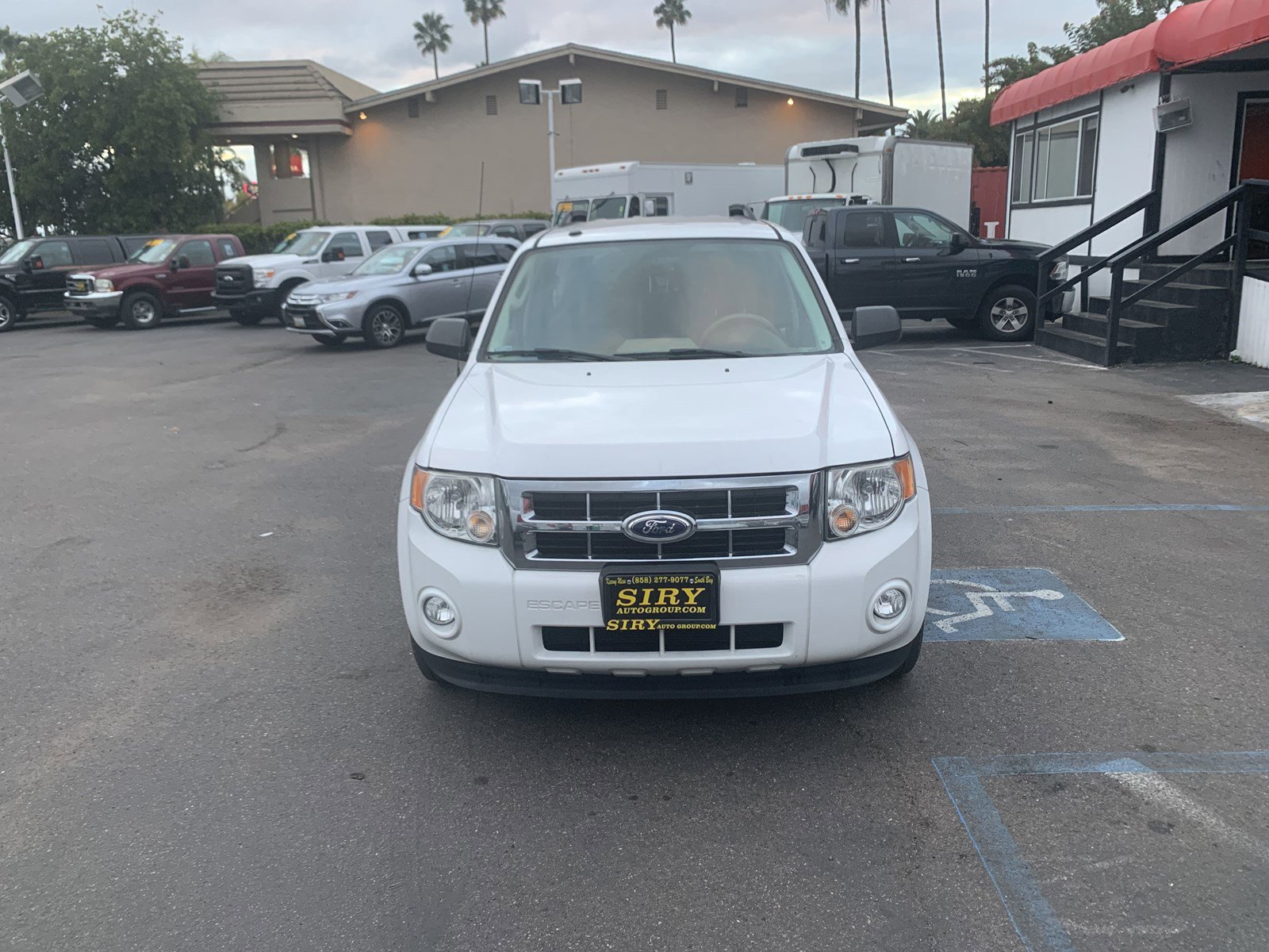 2012 Ford Escape FWD XLT image