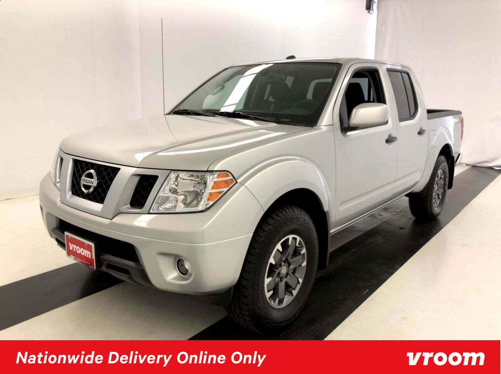 2019 Nissan Frontier PRO-4X image