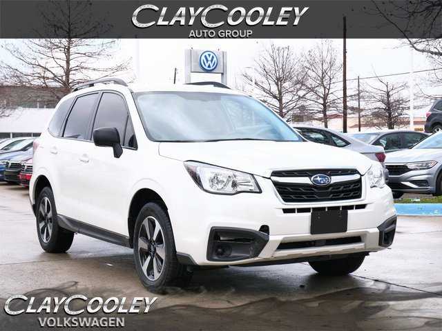 2017 Subaru Forester 2.5i w/ Alloy Wheel Package image