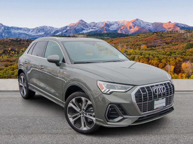 2020 Audi Q3 quattro 2.0T Premium Plus image