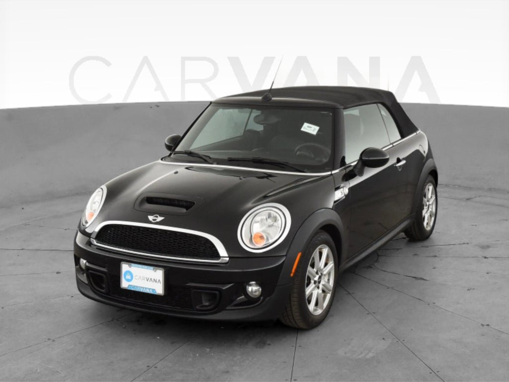 2013 MINI Cooper S Convertible image