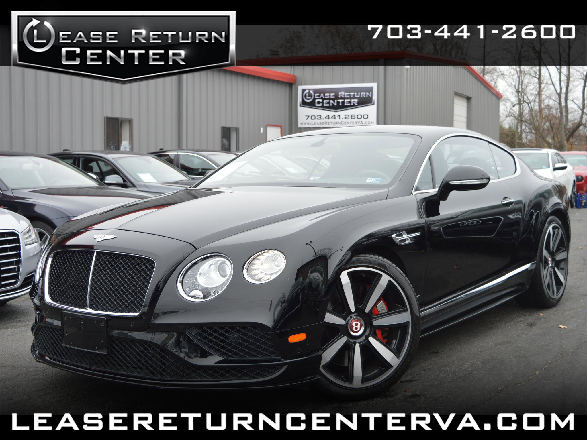 2016 Bentley Continental GT V8 S Coupe image