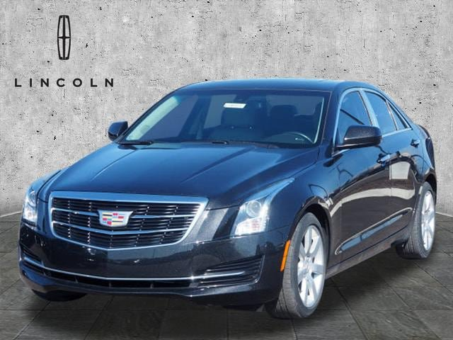 2015 Cadillac ATS Sedan image