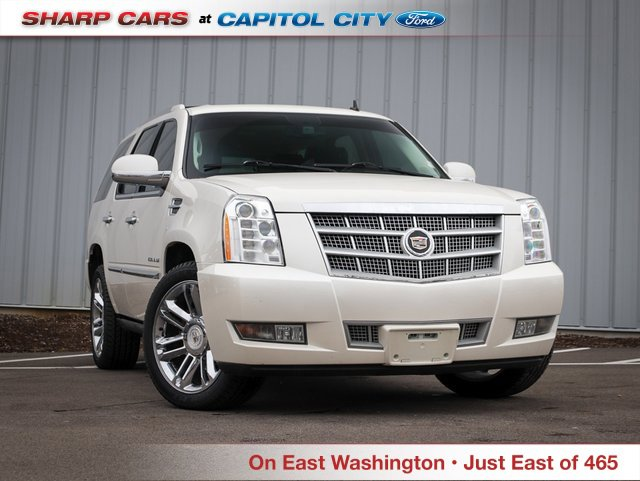 2011 Cadillac Escalade Platinum image