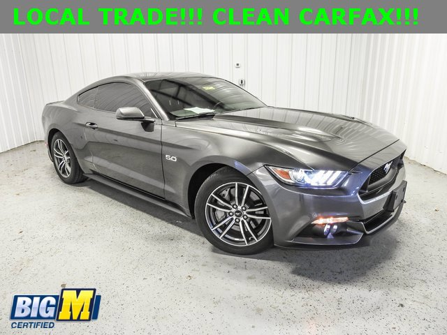 2017 Ford Mustang GT Premium image