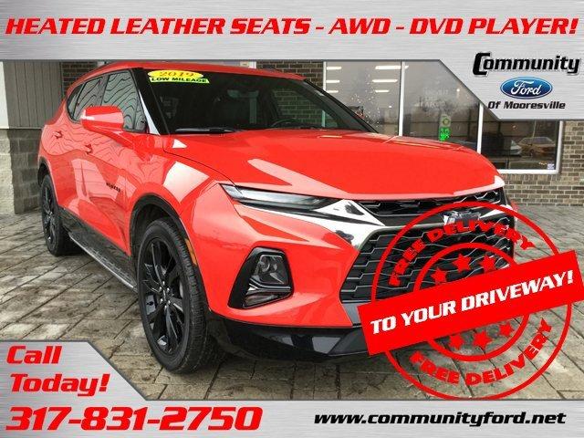 2019 Chevrolet Blazer AWD RS image