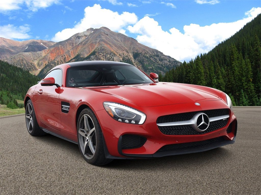2017 Mercedes-Benz AMG GT Coupe image