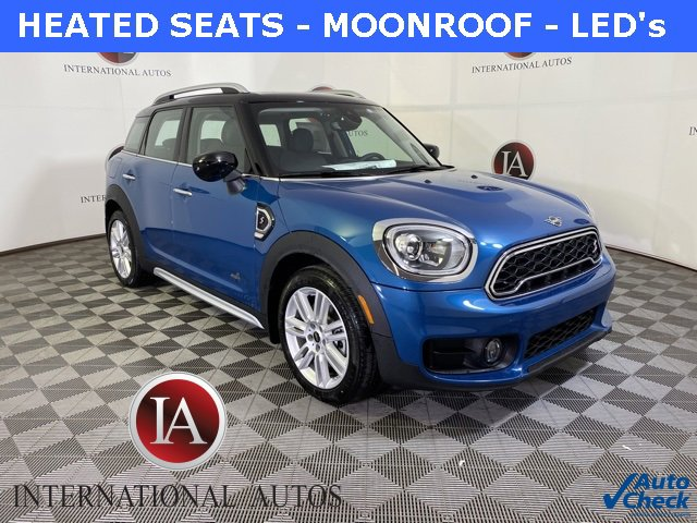 2020 MINI Cooper Countryman S ALL4 w/ Storage Package image