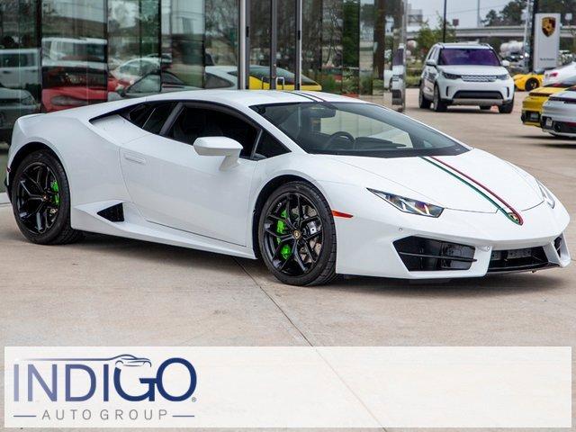 2019 Lamborghini Huracan LP 580-2 Coupe image