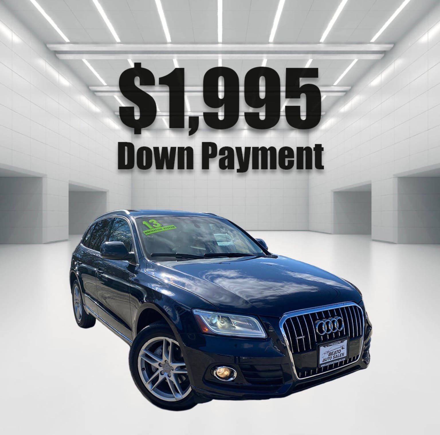 2012 Audi Q5 3.2 Premium Plus (Tiptronic) Find It Used