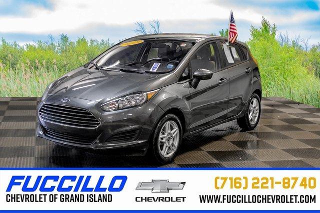 2018 Ford Fiesta SE Hatchback image