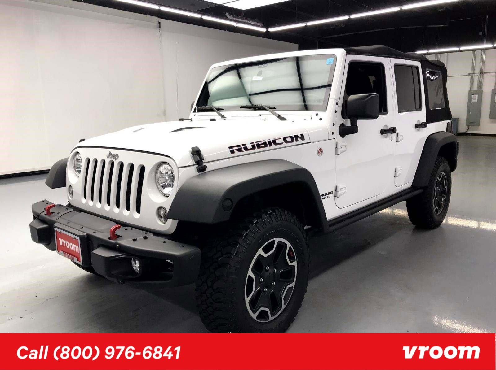 2016 Jeep Wrangler 4WD Unlimited Rubicon image