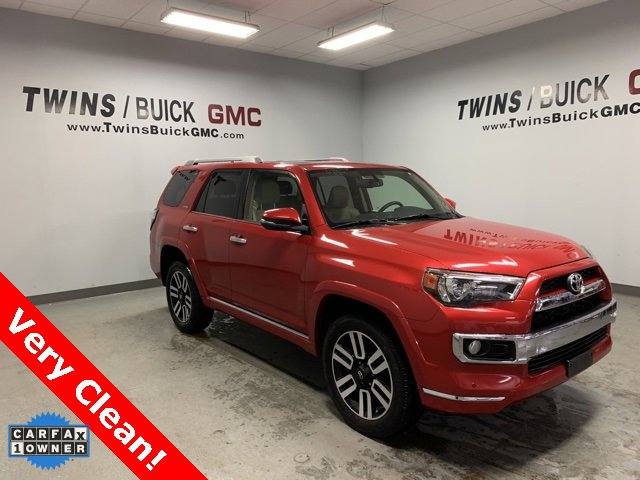 2015 Toyota 4Runner Limited image