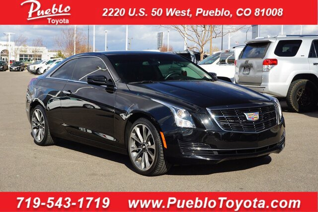 2017 Cadillac ATS 2.0T Coupe image