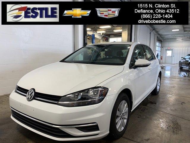 2018 Volkswagen Golf 4-Door image