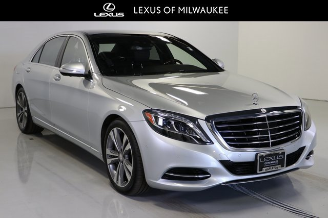 2015 Mercedes-Benz S 550 4MATIC Sedan image