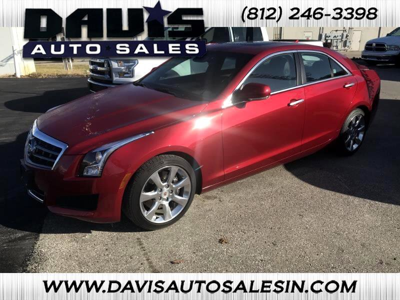 2013 Cadillac ATS Luxury Sedan image