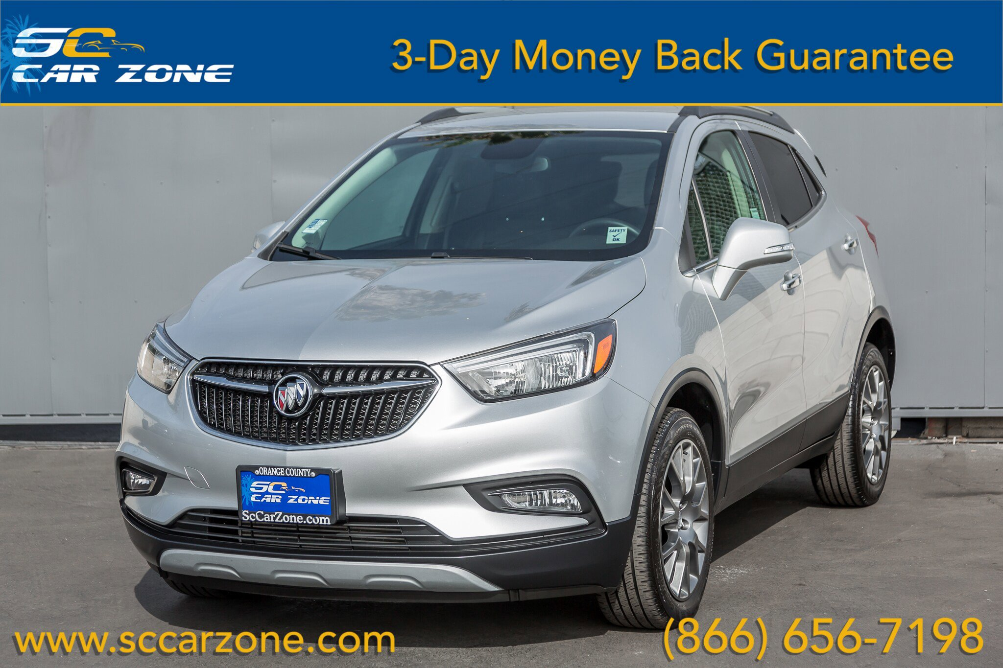 2017 Buick Encore FWD Sport Touring image