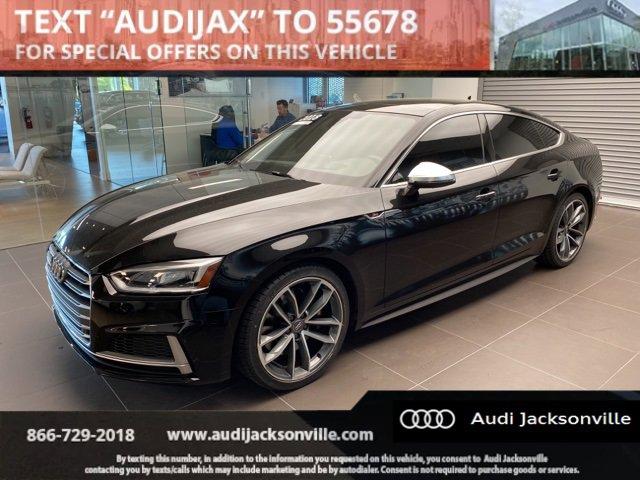 2018 Audi S5 3.0T Prestige Sportback image