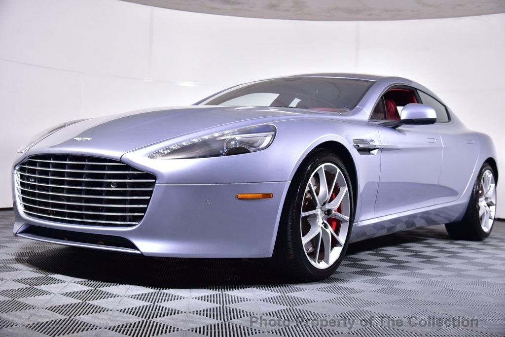 2016 Aston Martin Rapide  image