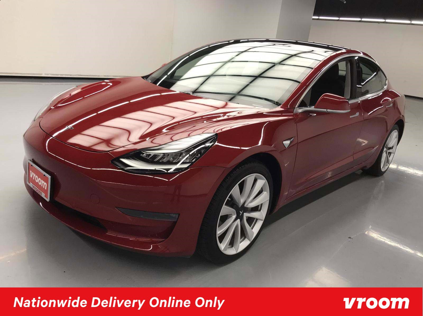 2019 Tesla Model 3 Long Range image