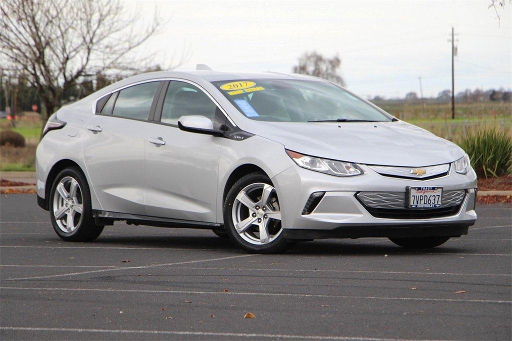 2017 Chevrolet Volt LT image