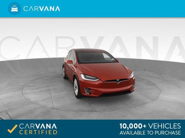 2016 Tesla Model X  image