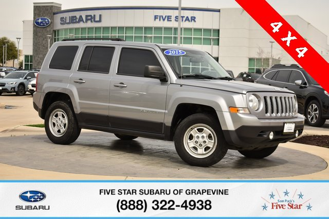 2015 Jeep Patriot 4WD Sport w/ Power Value Group image