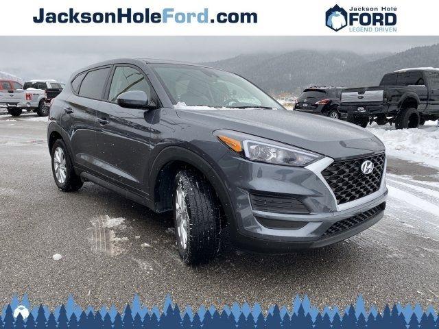 2019 Hyundai Tucson AWD SE image