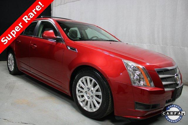 2011 Cadillac CTS AWD Wagon image