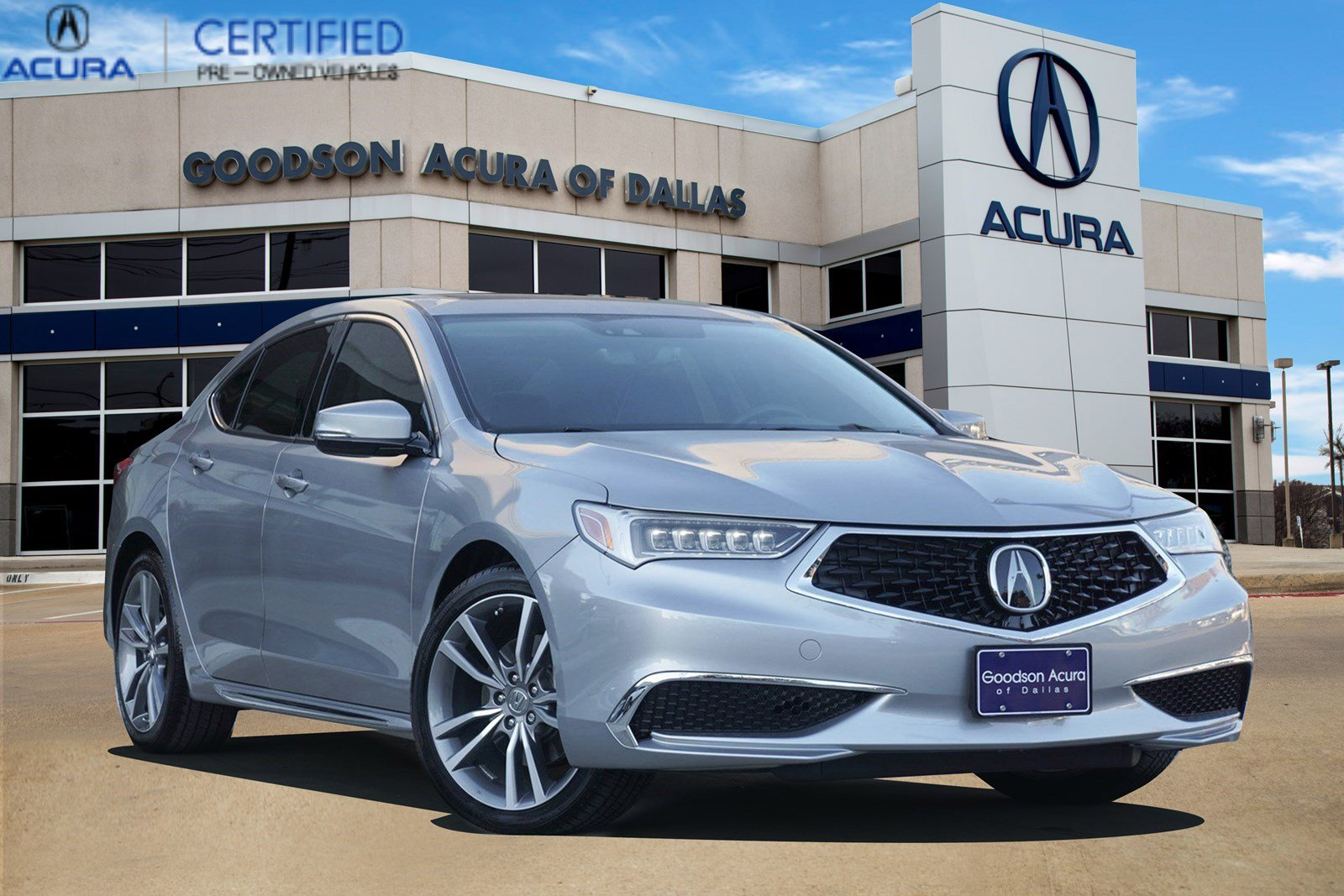 2020 Acura TLX V6 w/ Technology Package image