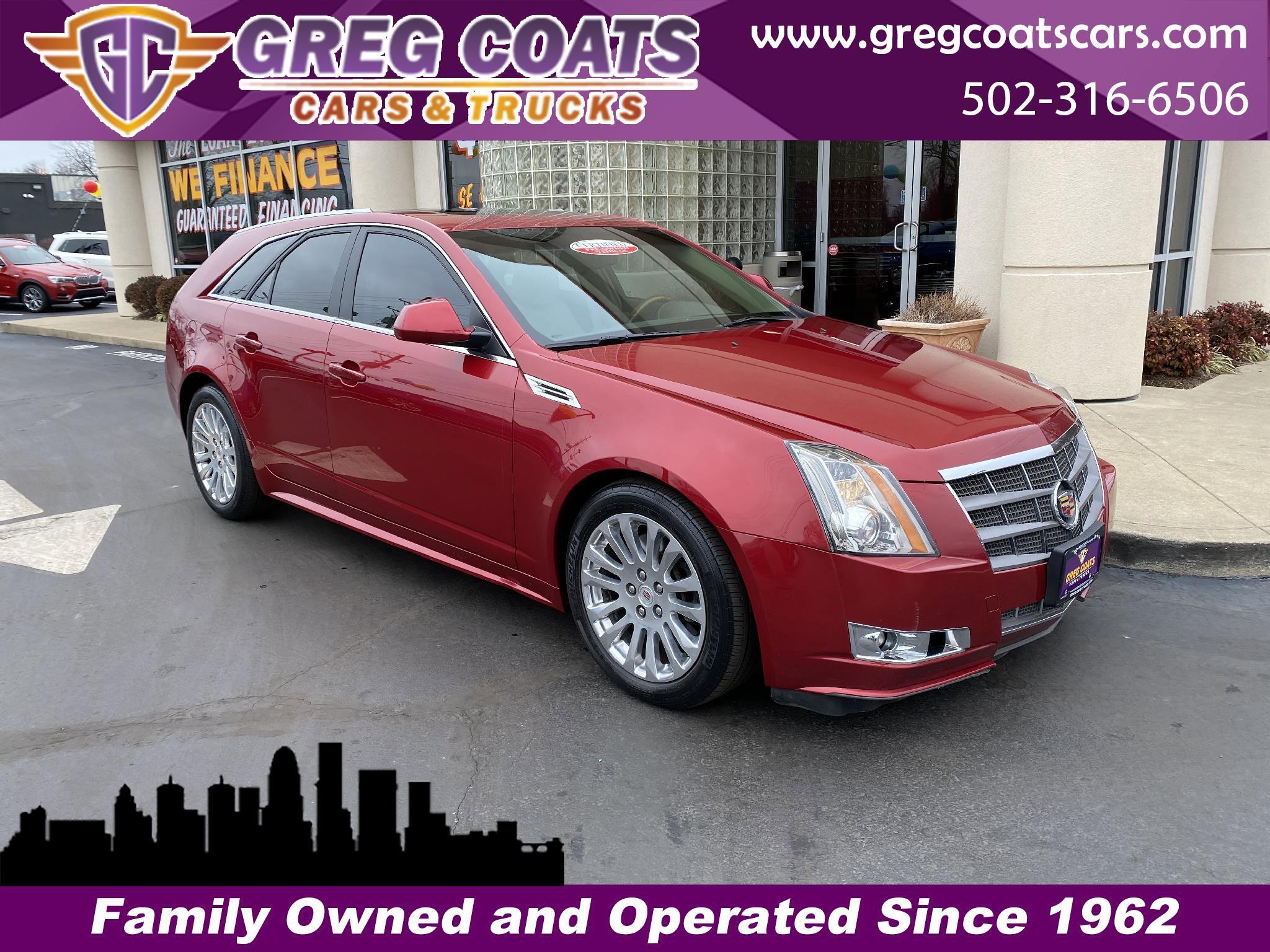 2010 Cadillac CTS 3.6 Premium image