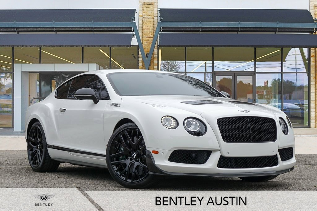2015 Bentley Continental GT3-R Coupe image