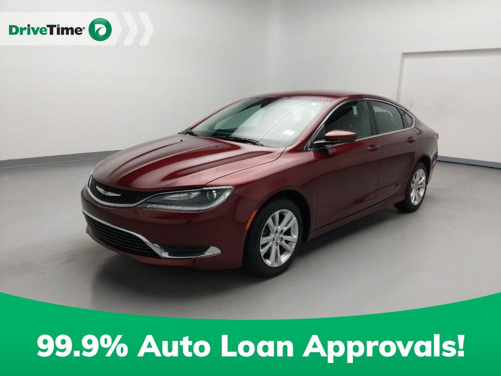 2016 Chrysler 200 Limited image