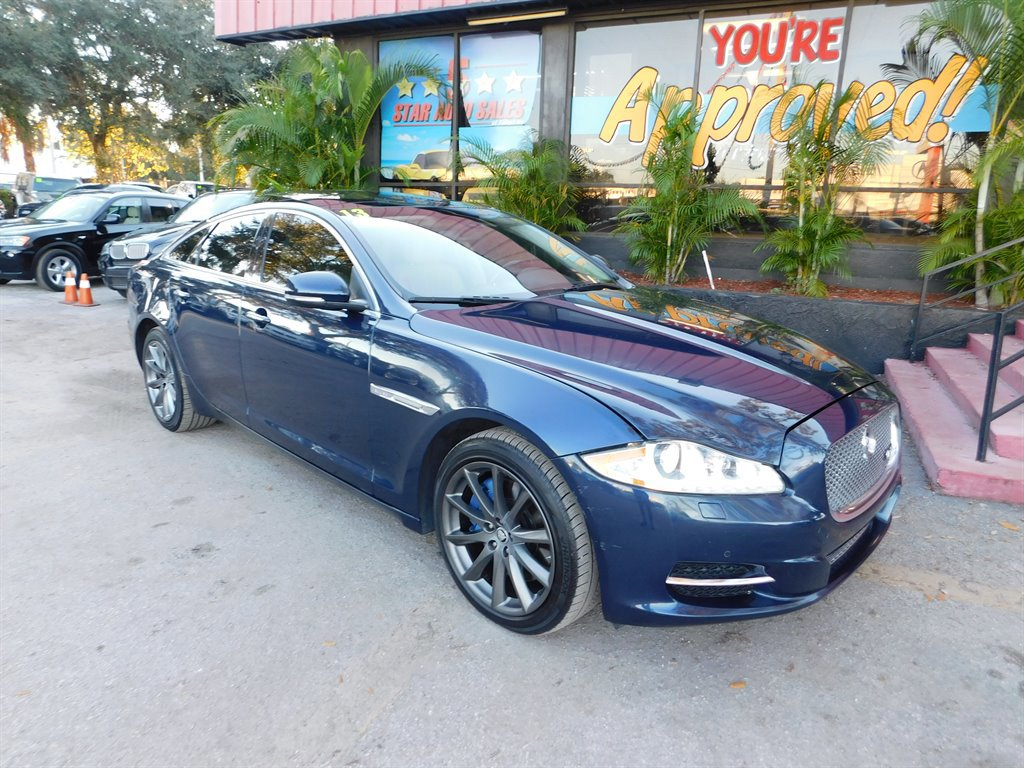 Jaguar XJ Under 500 Dollars Down