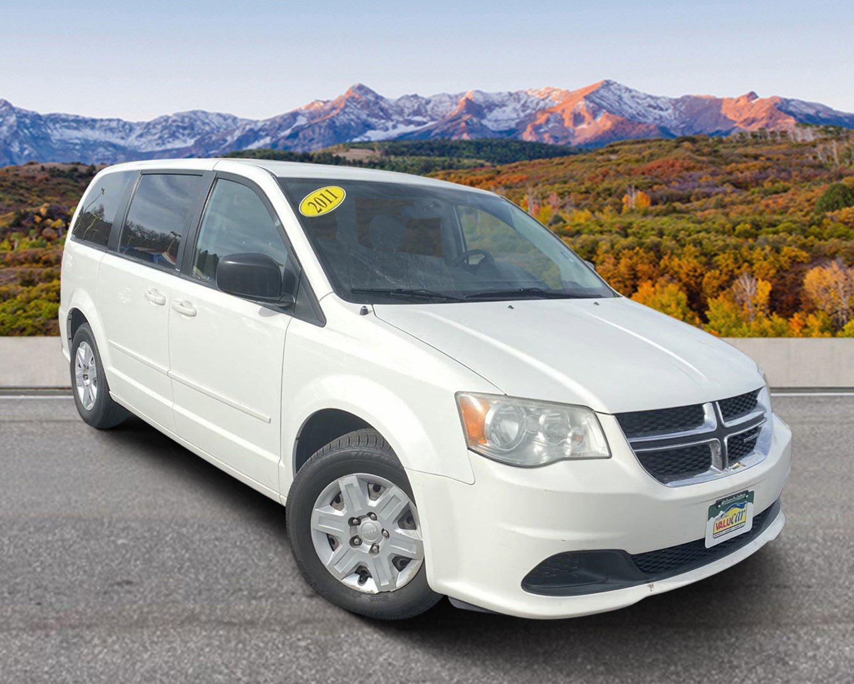 2011 Dodge Grand Caravan Express image