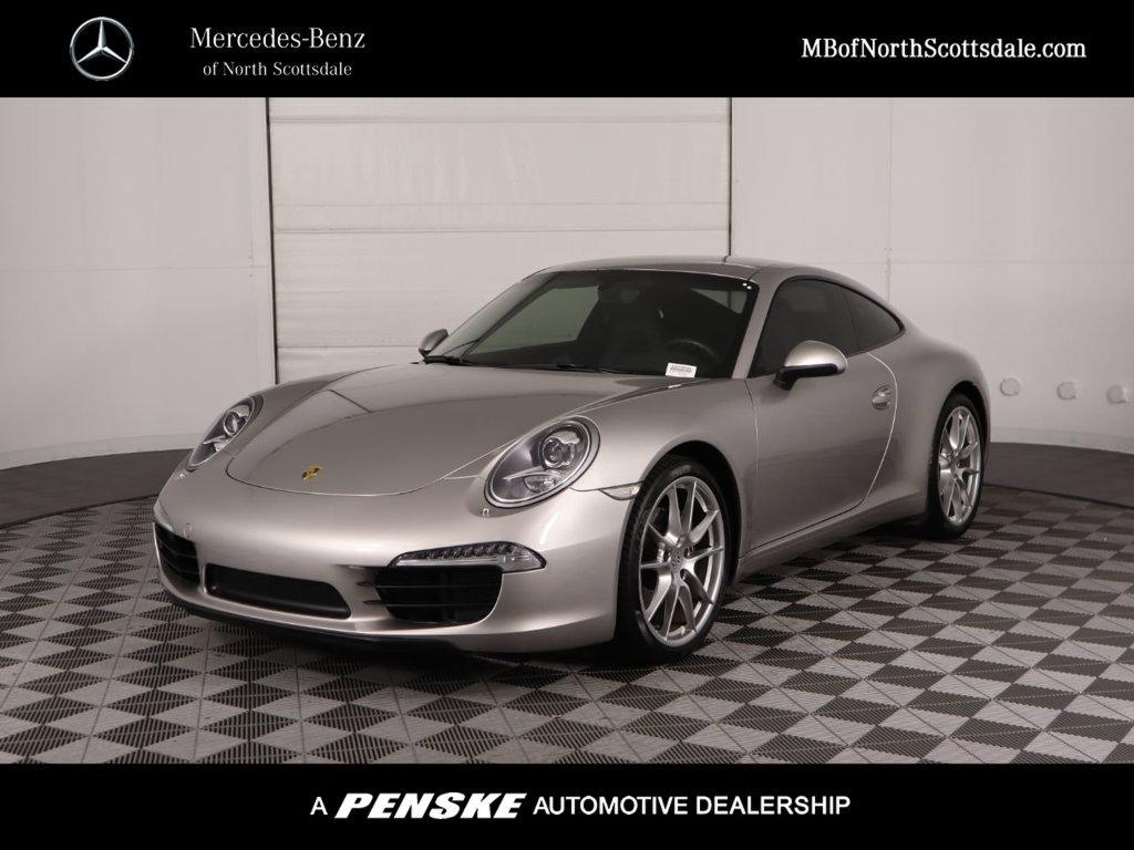 2013 Porsche 911 Coupe image