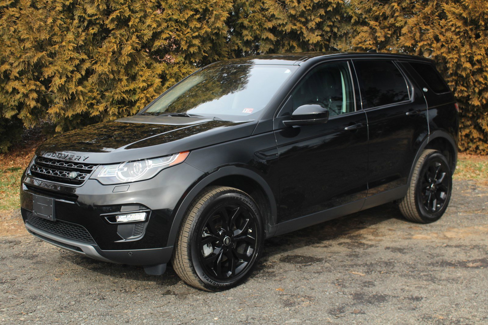2019 Land Rover Discovery Sport HSE image