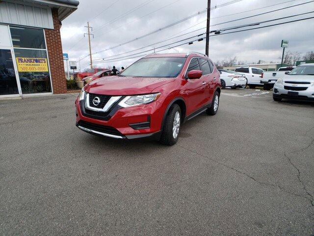 2017 Nissan Rogue SV image